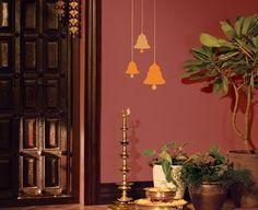 Prosperous Temple Bells   Size 80 cm x 160cm   CM 0090