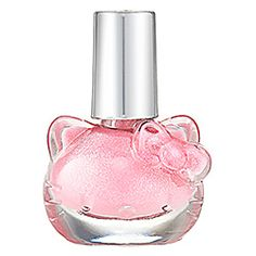 Sephora hello kitty liquid nail art: with such a bottle who cares what is inside?  simply adorable