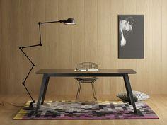 Wooden writing desk Aise Collection by TREKU   design Ibon Arrizabalaga
