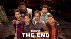 LONDON CITY NIGHTS: 'This is the End' (2013) directed by Evan Goldberg and Seth Rogen