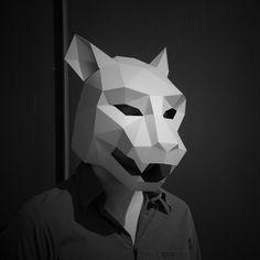 Jaguar Mask - Wintercroft  - 2