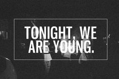 Finally realized I'm still young! lovin livin life!