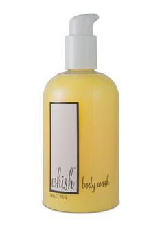 Coconut Body Wash by Whish on @HauteLook