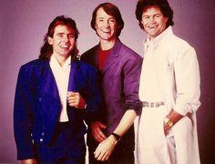 Davy Jones, Peter Tork & Micky Dolenz