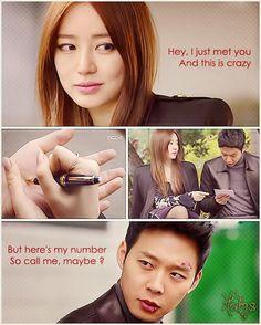 I Miss You/Missing You  (Yoon Eun Hye - Park Yoochun)
