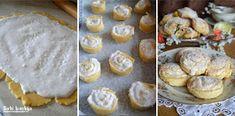 Barbi konyhája: Kókuszhabos csiga