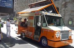 use this concept to make a higher roof, or a beautiful, flowing soft roof.  solar powered ice cream truck