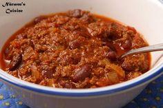 Nárwen's Cuisine: Chili con Carne