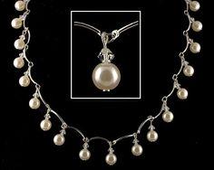 Resultado de imagen para collares de perlas para niñas