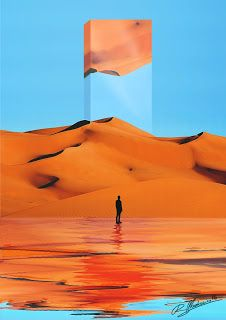 MarcowiczVisions: LOST IN THE DESERT 2