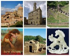 Una gita a Volterra. 3 attività di italiano per stranieri