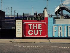 Hackney Wick signage by What Katie Does, via Flickr