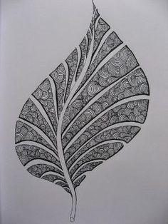 Zentangle. by Gabriela Alejandra Gerbino