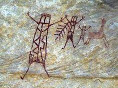 Resultado de imagem para desenhos rupestres imagens