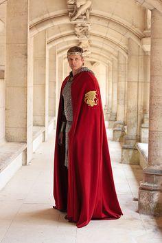 King Arthur Pendragon of Camelot Rei Arthur, Merlin And Arthur, James Arthur, Colin Morgan, Merlin Tv Series, Merlin Cast, Richard Wilson, Bradley James, Costumes