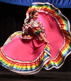 Rosa Mexicano!