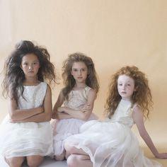 Sho Sho Bella Dresses Lily Chee, Zuzanna Tarnacki, Hope Springer Photo:  Lee Clower