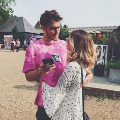 Shared by Ann. Find images and videos about zoella, zoe sugg and alfie deyes on We Heart It - the app to get lost in what you love. Movie Couples, Cute Couples, Happy Couples, Zoella Style, Sugg Life, Zoe Sugg, Vlog Squad, Joey Graceffa, Cute Relationships