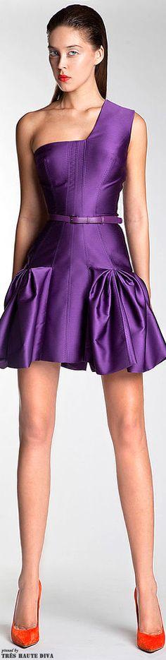 Basil Soda  S/S 2014 #purple