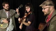 "D'Addario artist April Verch and Her Band Perform a Medley of ""Davy Davy"" and ""Folding Down the Sheets"""