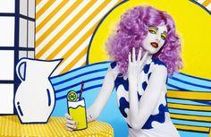© Sagmeister & Walsh - Jessica Walsh | Aizone Campaign FW15