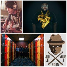 Secret Stages 2015: Music schedule for July 31, site map, other info on Birmingham festival | AL.com