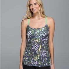 NWT Lululemon dancing warrior tank in size 6 New with tag. Size 6. No trade lululemon athletica Tops Tank Tops