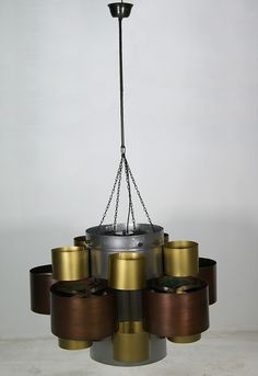 Colección de lámparas de techo Terra. Lámparas modernas para interiorismo.