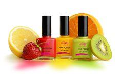 Mooie zomerse kleuren nagellak