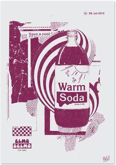 Image of Warm Soda - Elmo Delmo