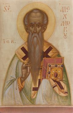 "Romanian-by Gabriel Toma Chituc ~~~ "" St. Byzantine Icons, Byzantine Art, Religious Icons, Religious Art, Paint Icon, Russian Orthodox, Orthodox Icons, Sacred Art, Saints"