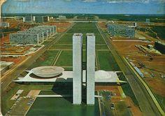 Bad Urban Design - Brasilia - The mother of The Brasilia Syndrom
