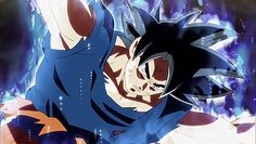 Ultra Instinct Goku vs Jiren.