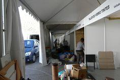 #FigurasDeBronce de #EsculturasMorla preparados para la Feria de Artesanía de Valladolid