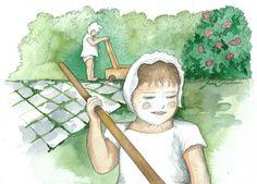 Book by Anna Crichton. Illustrations by Julie Sneeden