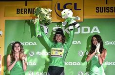 Classification by points : 1. Peter Sagan (Tinkoff Team) 405pts 2. Mark Cavendish (Dimension Data) 291pts 3. Marcel Kittel (Etixx - Quick Step) 228pts 4. Bryan Coquad (Direct Énergie) 156pts 5. Alexander Kristoff (Katusha) 152pts #PeterSagan #PetoSagan #Sagan #TinkoffTeam #Tinkoff #GreenJersey #MaillotVert #ClassificationByPoints #TDF #TDF16 #TDF2016 #TourDeFrance #TourDeFrance2016 #LeTourDeFrance #LeTourDeFrance2016 #velo #vélo #bike #bicycle #bicicletta #cyclist #cycliste #ciclista…
