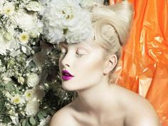 Eccentric Ethereal Editorials - The Fashion Gone Rogue 'Simone' Shoot is Heavenly Vibrant (GALLERY)