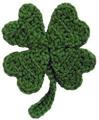 Four Leaf Clover - Free Crochet Pattern