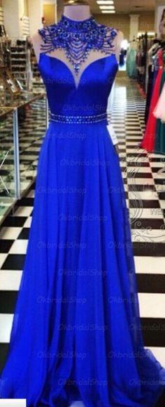 Vestido Azul Pavo                                                                                                                                                                                 Más