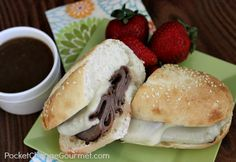 Easy French Dip Sandwiches :: Recipe on PocketChangeGourmet.com