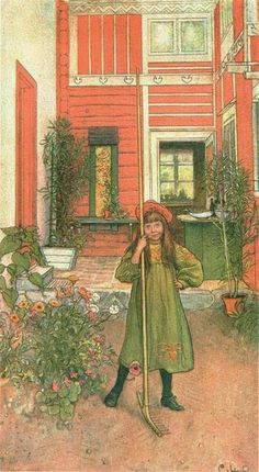ART & ARTISTS: Carl Larsson - Part 4