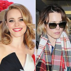 New Hair 2015: See Celebrity Hair Makeovers! - Rachel McAdams from #InStyle