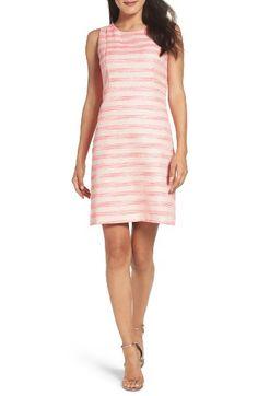 Eliza J Stripe Sheath Dress (Regular & Petite)   Nordstrom