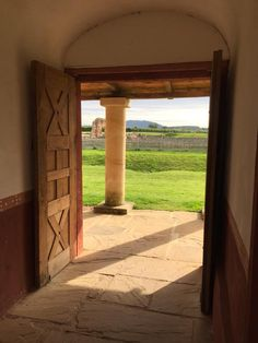 Wroxeter Roman town this morning @Viroconium reliving memories of the 80's Excavation. pic.twitter.com/cxei2nxpg6