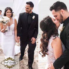 laguna Beach Wedding - Hair + Makeup by Dee + Asst Phaithe