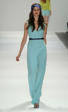 LUCA LUCA: Runway Photos, Spring 2012 #fashion