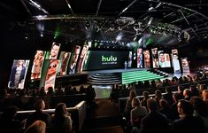 Hulu Upfront 2016 - Atomic Design Inspiration for #meetingprofs and #eventprofs at eventinterface