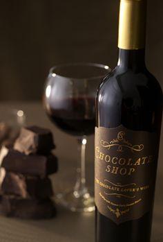 Chocolate Dessert Wine