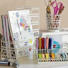 Desk accessories... to make my desk beautiful  #PBTEEN