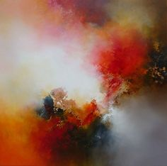 "Saatchi Online Artist Simon Kenny; Painting, ""Mystique"""